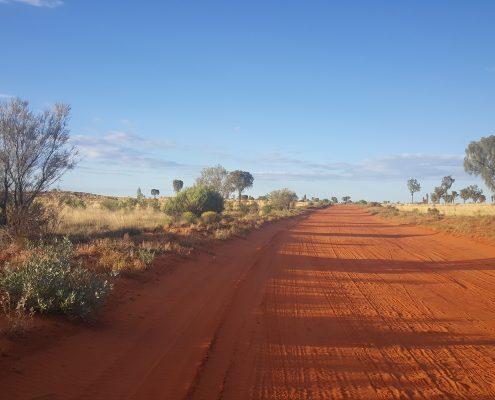 Australien Outback 2016/17