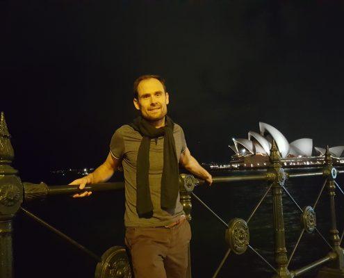 Australien Sydney 2016/17