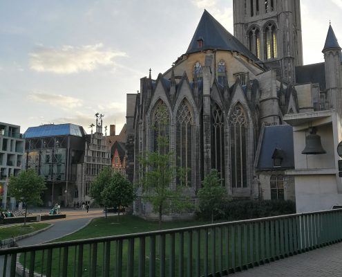 Belgien 2017 Church