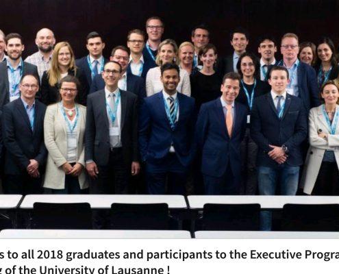 Lausanne 2018: TP Executive Diplom