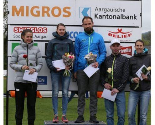 Aargauer Volkslauf 2019 Sieger